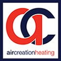 Aircreation heating logo