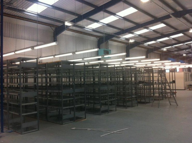 Specialist Manufacturing Premises, West Midlands – Factory Relocation