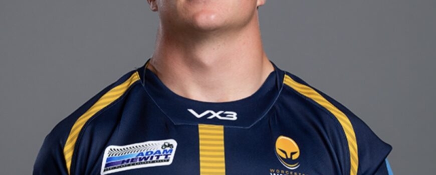 Worcester Warriors Rugby Players